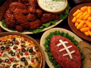 football foods