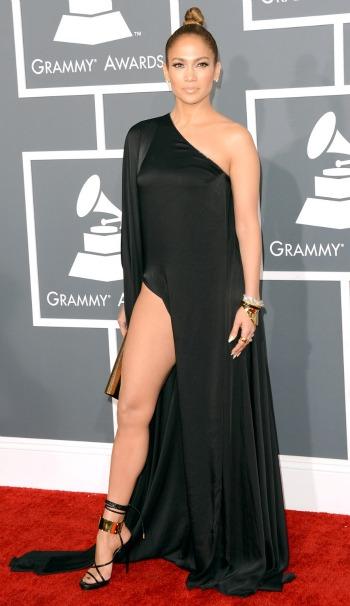 Grammys 2013: Jennifer Lopez