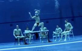 Harlem Shake: Swim Team