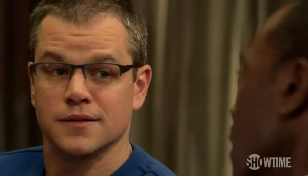 House of Lies: Matt Damon