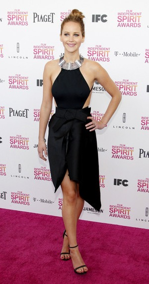Independent Spirit Awards 2013: Jennifer Lawrence