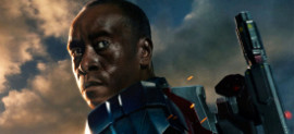 Iron Man 3 Poster: Don Cheadle