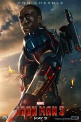 Iron Man 3 Poster: Don Cheadle