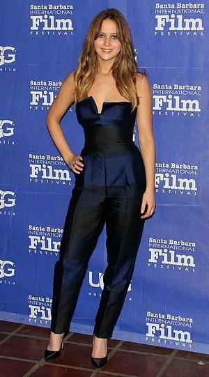 Santa Barbara Film Festival: Jennifer Lawrence