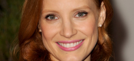 Jessica Chastain: 2013 Oscar Noms Lunch