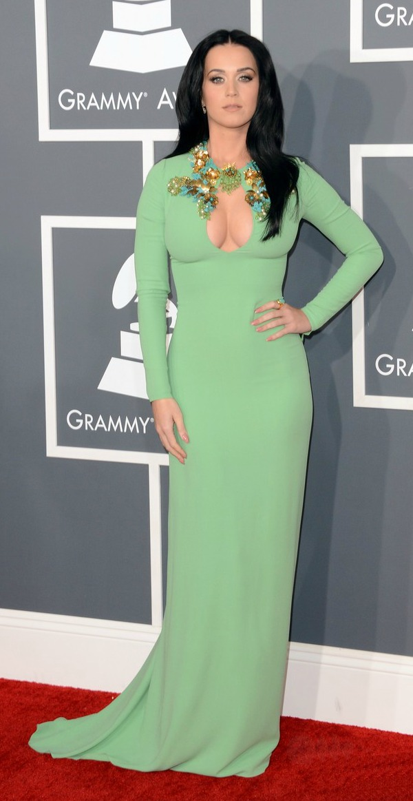 Katy Perry: Grammy Awards 2013