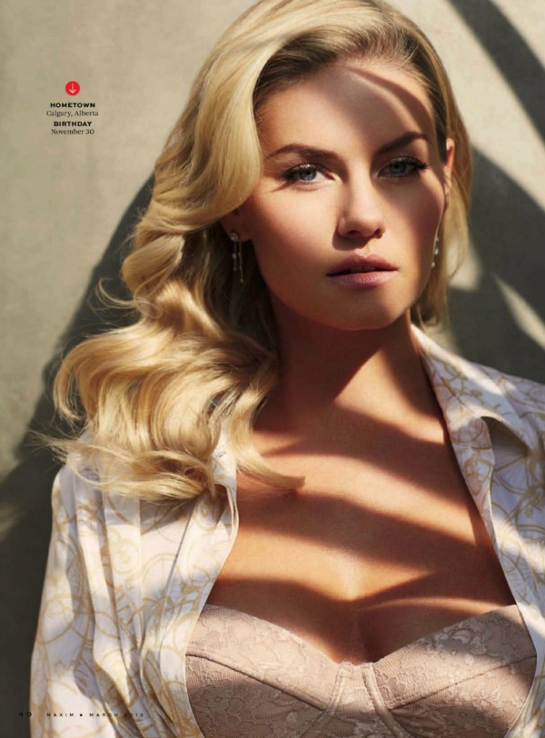 Maxim Magazine: Elisha Cuthbert