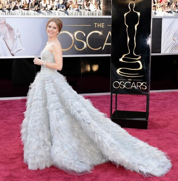 Oscars 2013: Amy Adams