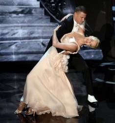 Oscars 2013: Charlize Theron and Channing Tatum Dance
