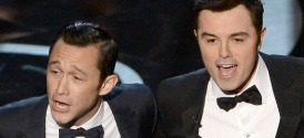 Oscars 2013: Daniel Radcliffe and Joseph Gordon-Levitt