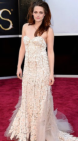 Oscars 2013: Kristen Stewart