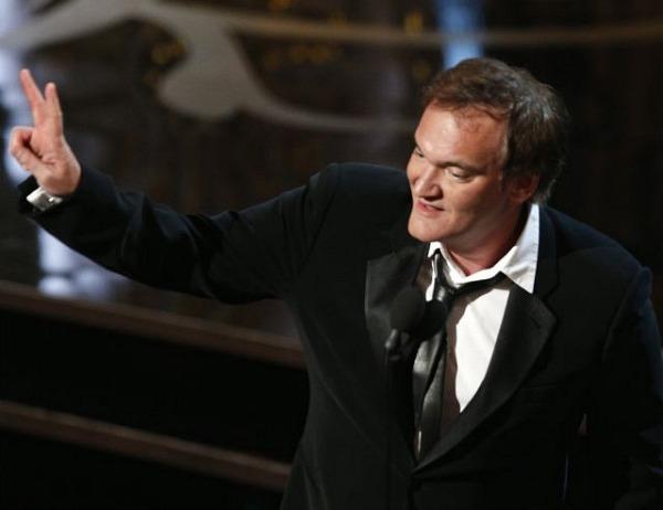 Oscars 2013: Quentin Tarantino