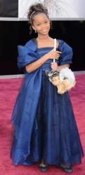 Oscars 2013: Quvenzhane Wallis