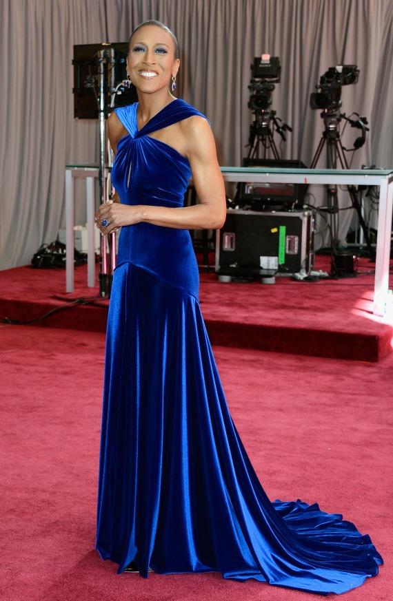 Oscars 2013: Robin Roberts
