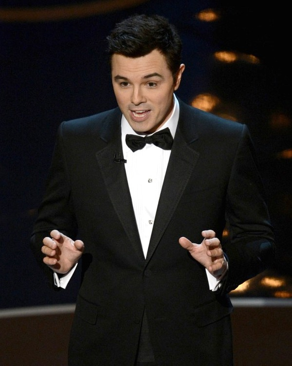 Oscars 2013: Seth MacFarlane