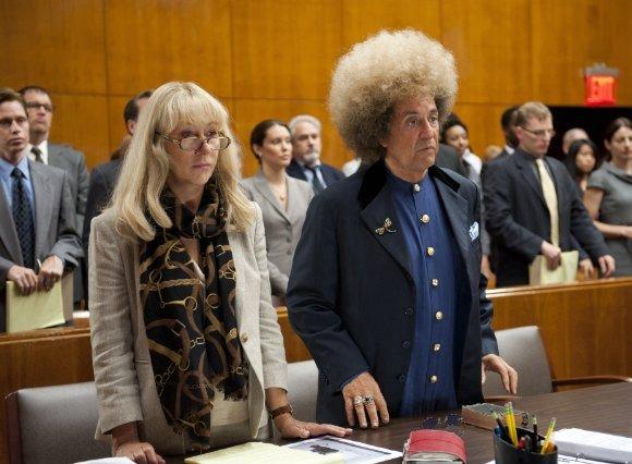 Al Pacino Stars in HBO's Phil Spector