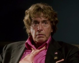 Al Pacino Stars in HBO's Phil Spector