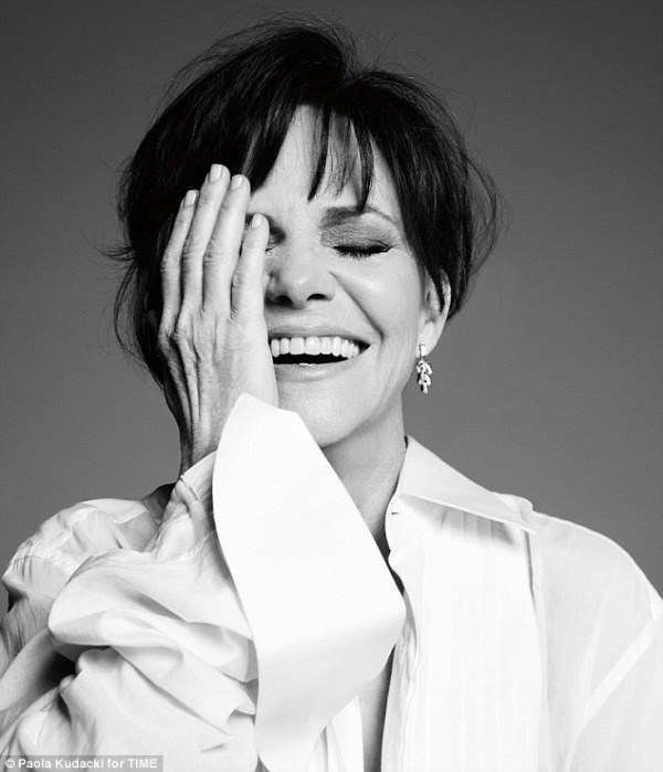 Time Mag Oscar Issue 2013: Sally Field