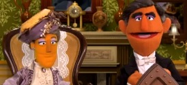 Sesame Street spoofs Downton Abbey
