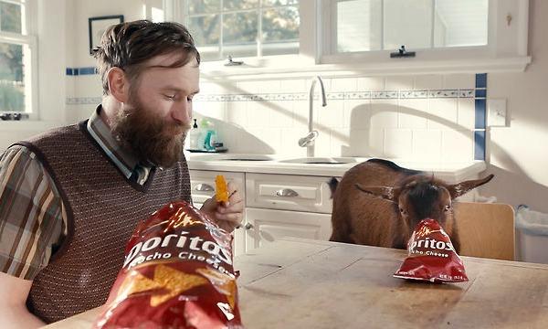 Super Bowl Commercials 2013: Doritos Goat