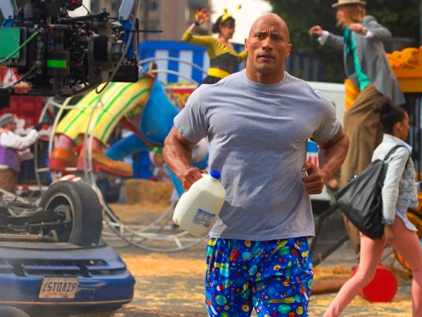 Super Bowl Commercials 2013: Dwayne Johnson and Milk