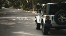 Super Bowl Commercials 2013: Jeep and Oprah