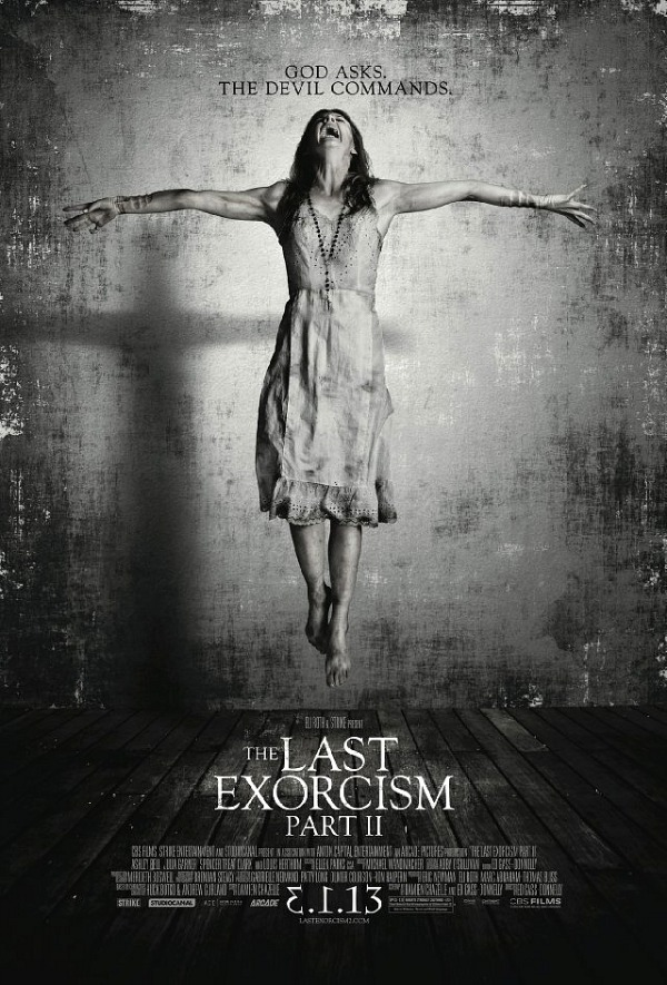 The Last Exorcism: Part II, Poster 3