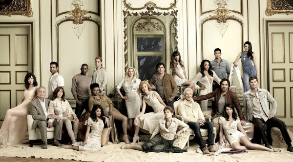 One Life to Live Cast March 2013