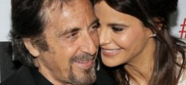 Phil Spector Premiere: Al Pacino and Lucila Sola
