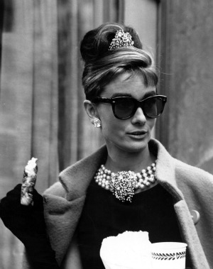Audrey Hepburn: Breakfast at Tiffanys