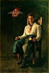 Catching Fire: Finnick Portrait