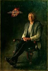 Catching Fire: Haymitch Abernathy Portrait