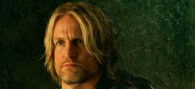 Catching Fire: Haymitch Abernathy Portrait