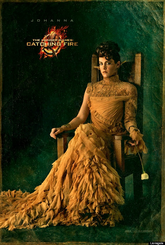 Catching Fire: Cinna Portrait