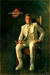 Catching Fire: Peeta Mellark Portrait