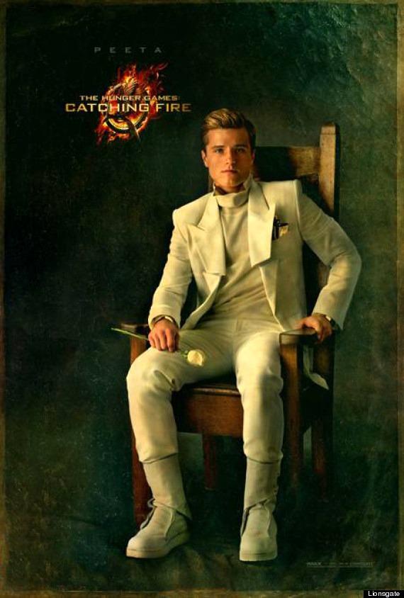 Catching Fire: Gale Hawthorne Portrait