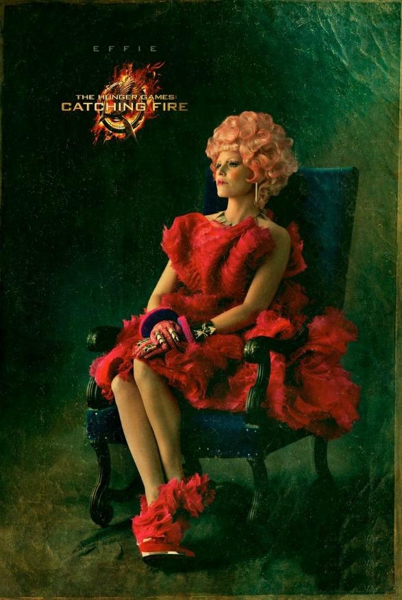 Catching Fire: Effie Trinket Portrait