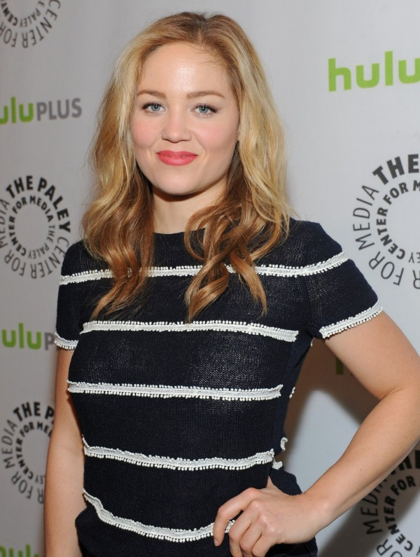 Erika Christensen of Parenthood