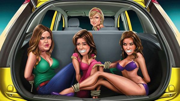 Ford Kardashian Ad