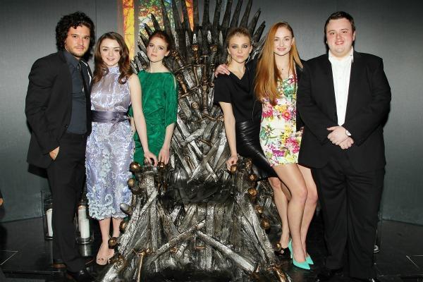 Cast of Game of Thrones | Dave Allocca/Starpix Photo