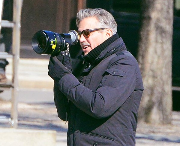 George Clooney: The Monuments Men
