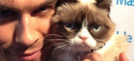 SXSW: Ian Somerhalder and Grumpy Cat