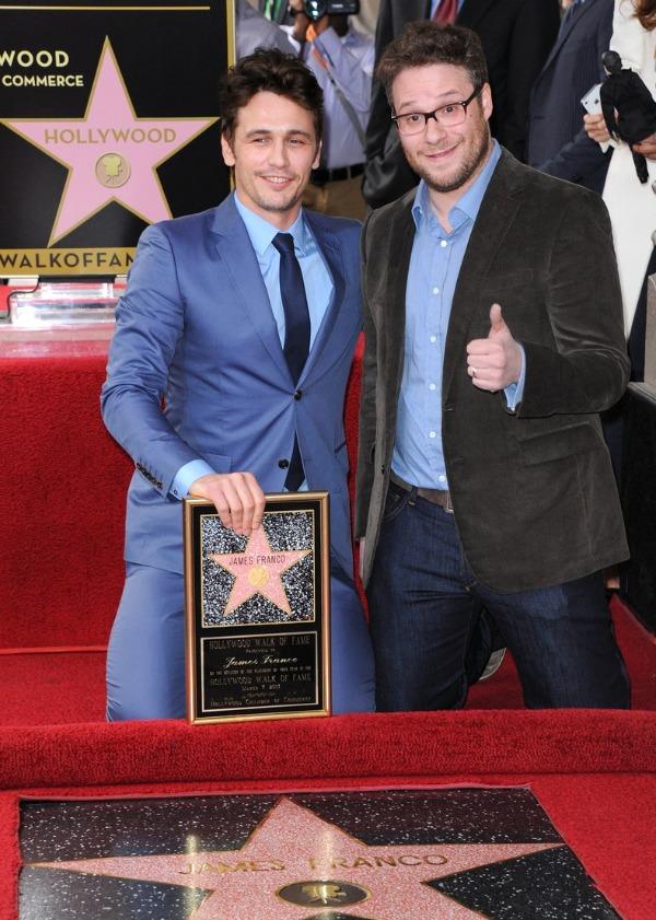 James Franco: Hollywood Walk of Fame