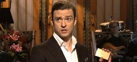 Justin Timberlake Hosts SNL