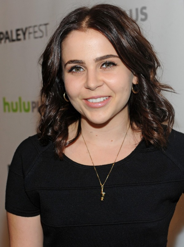 Mae Whitman of Parenthood