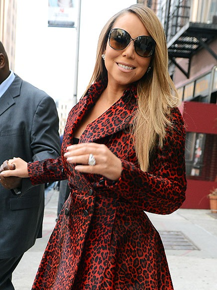 Mariah Carey: Live With Kelly & Michael