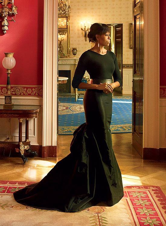 Michelle Obama: Vogue April 2013