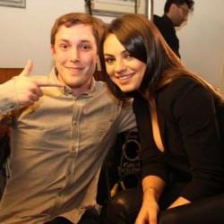 Mila Kunis BBC1 Interview
