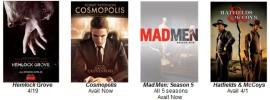 New on Netflix: April 2013