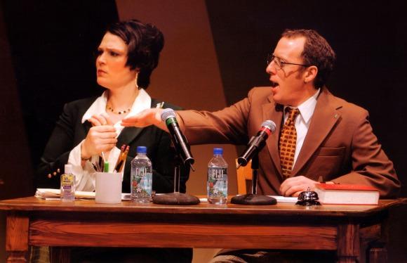 Lisa Howard and Jay Reiss